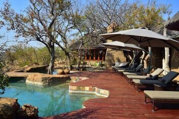 Rhulani Safari Lodge, Madikwe Game Reserve, North West